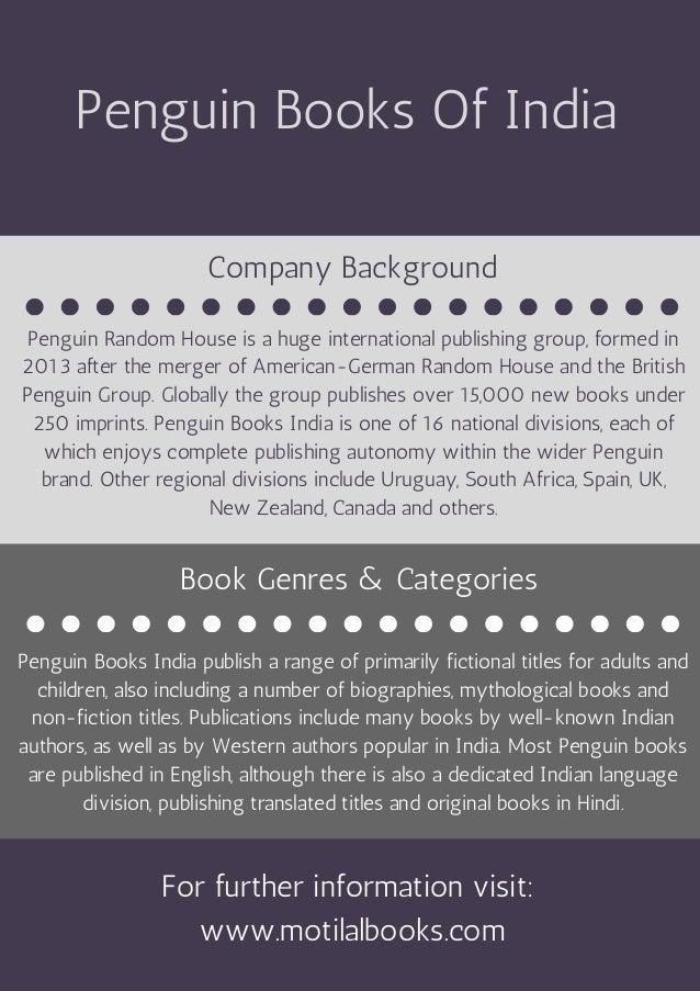 Penguin Books Of India