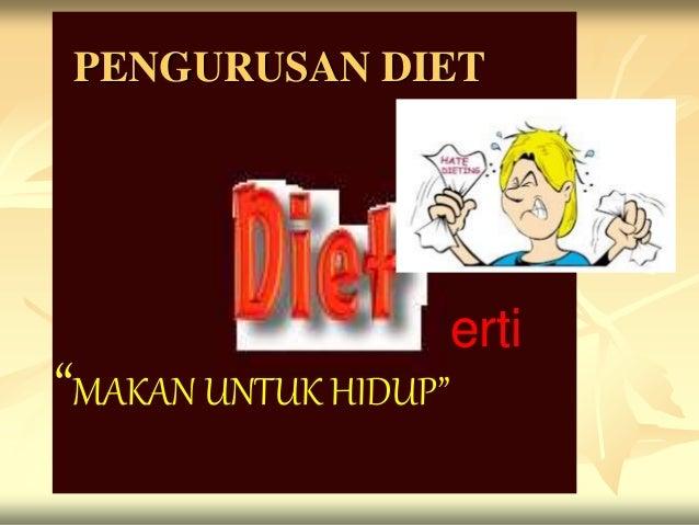 Diet Untuk Kurus: Apakah Definisi Sebenar Diet Dalam Pengurusan Berat Badan?