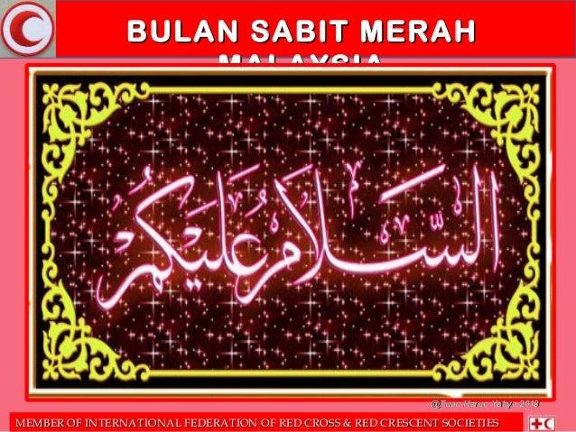 BULAN SABIT MERAH                    MALAYSIA                                                             @Tuan Harun Yahy...