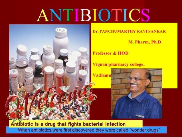 Penicillin the most impactful drug in