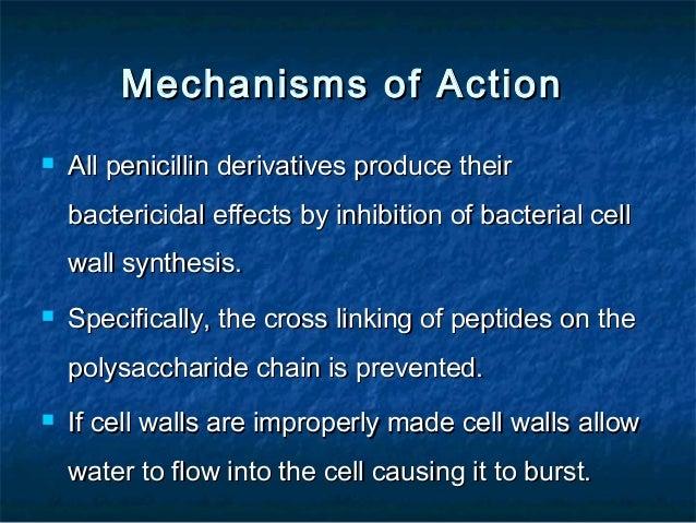 Penicillins (VK)