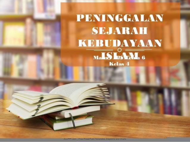 Kelas 4 Tema 6 Peninggalan Sejarah Islam