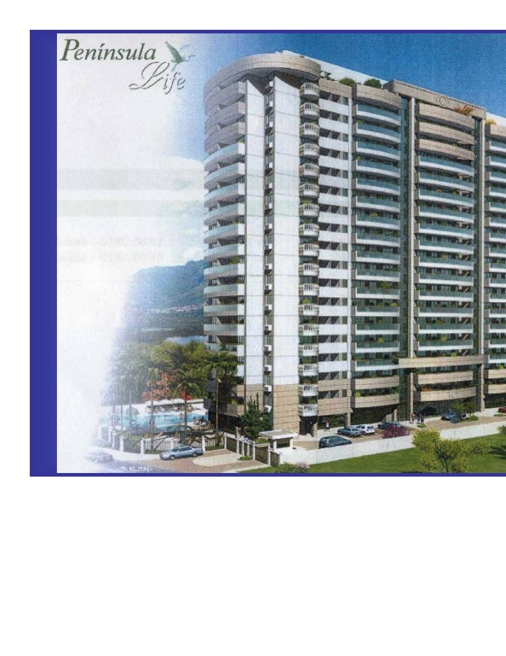Peninsula life   cycohrp - Direto da Construtora - (21) 3936-3885 - RBIMOBILIARIA.com