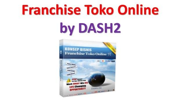 Franchise Toko Online by DASH2