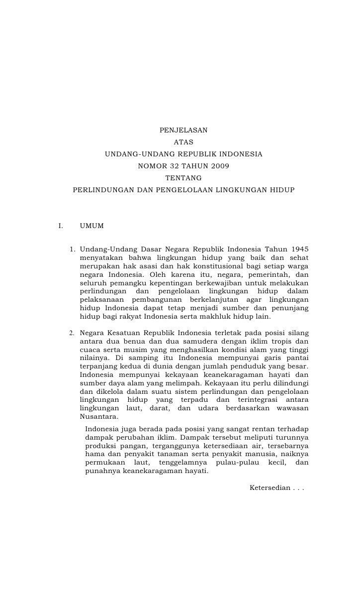 PENJELASAN                                  ATAS               UNDANG-UNDANG REPUBLIK INDONESIA                        NOM...