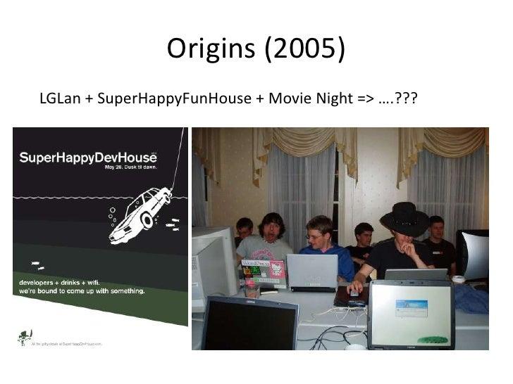 Hacker Dojo: Origins, Context, and Future Slide 2