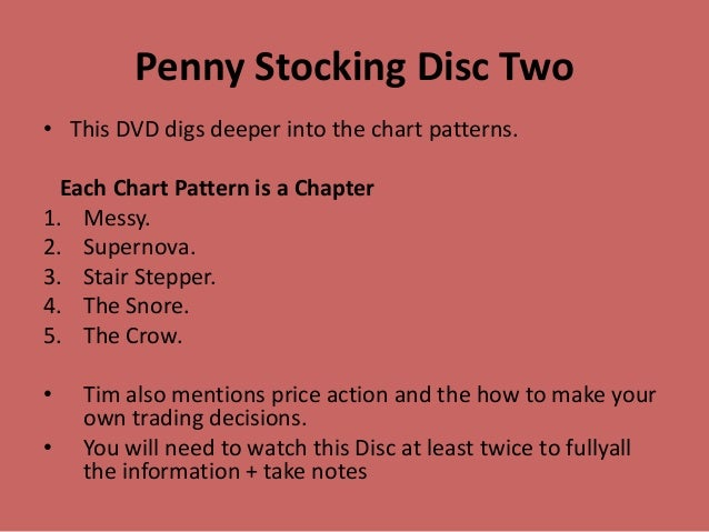PennyStocking Dvd Review - Learn the Basics of Penny Stocks