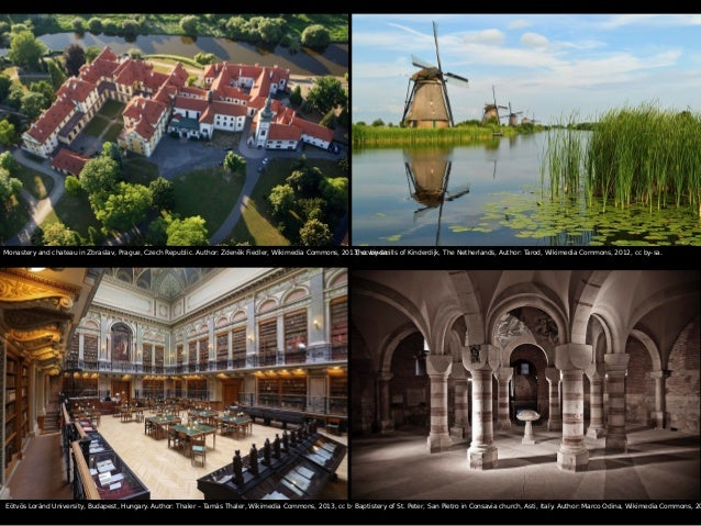 Winning images of Wiki Loves Monuments 2013. Wikimedia Comm