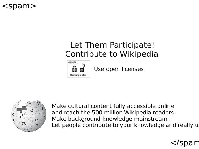 GLAM-Wiki. Galleries, libraries, archives and museums cooperating with Wikipedia and the Wikimedia projects