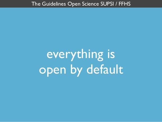 Pensa case studies open science ffhs june 2019 v2 Slide 3