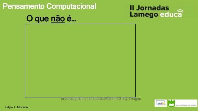 Pensamento computacional Slide 2