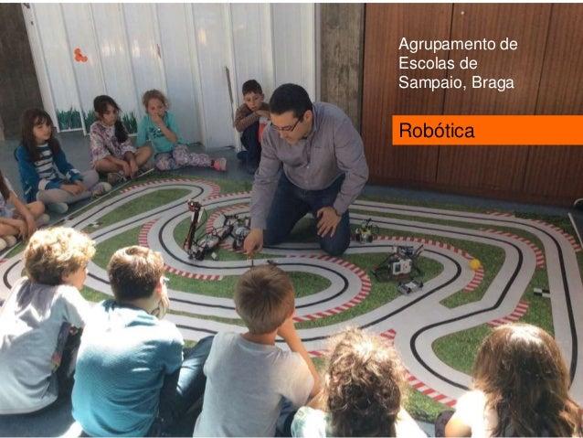 Agrupamento de Escolas de Sampaio, Braga Drones
