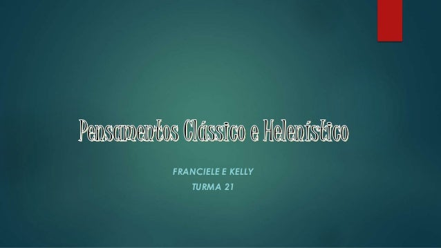 FRANCIELE E KELLY TURMA 21
