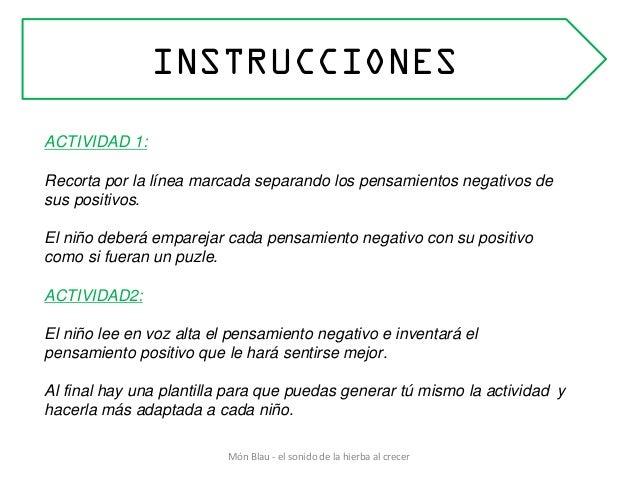 Pensamiento positiv ovs-negativo-ii Slide 2