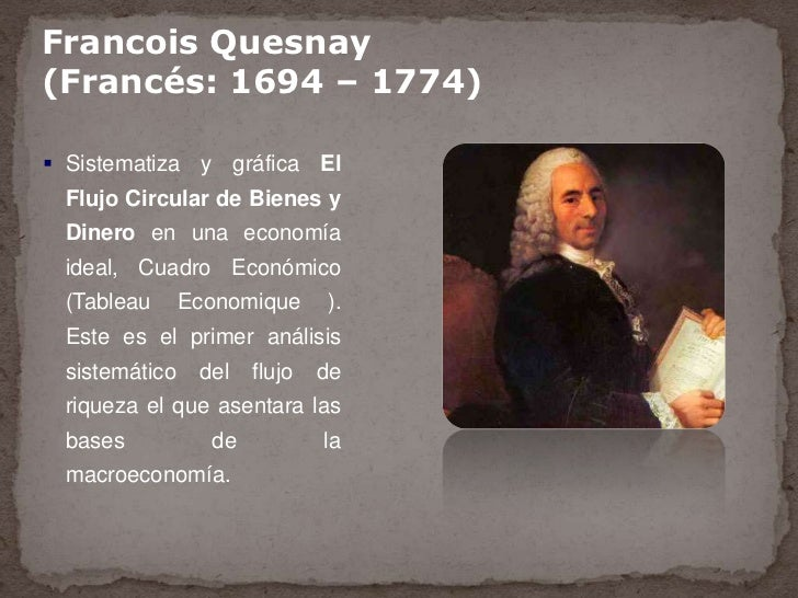 francois-quesnay