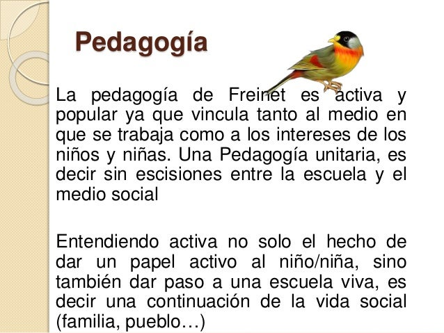 FREINET PEDAGOGIA PDF DOWNLOAD