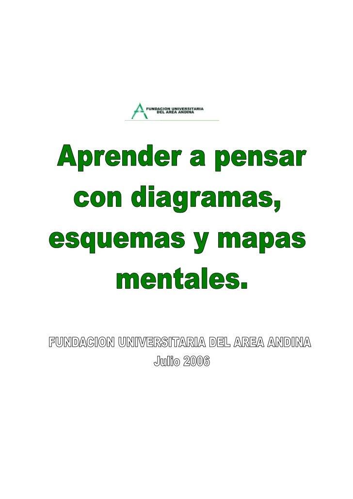 PFPD                                 Aprender a pensar con diagramas, esquemas y mapas mentales.                          ...