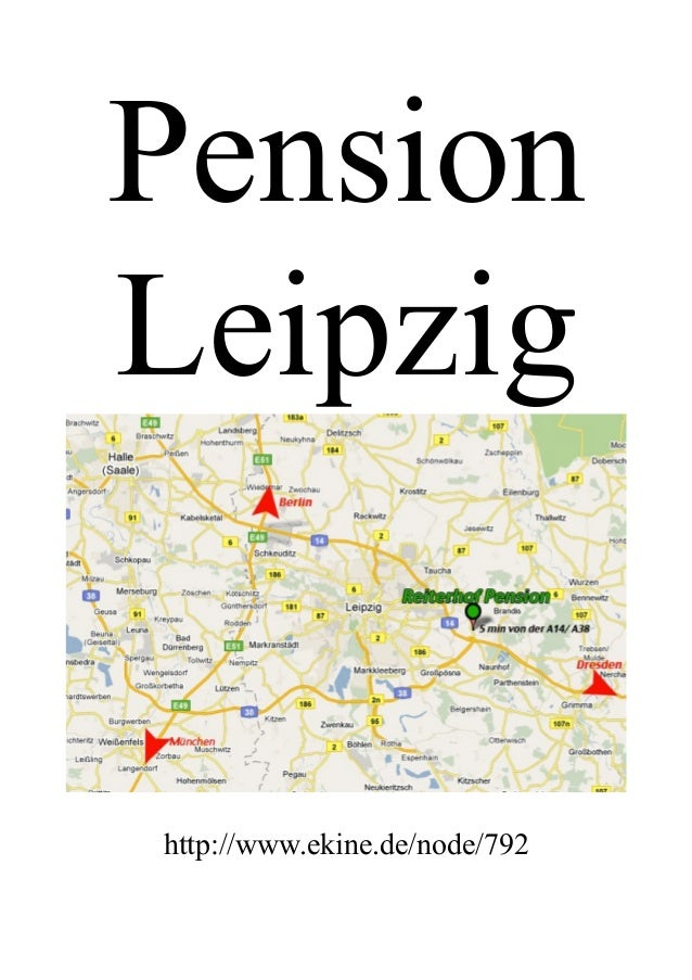 Pension leipzig for Pension in leipzig