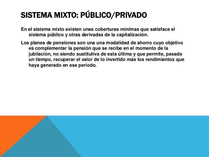 TIPOS DE PLANES DE PENSIONES PRIVADOS•   Planes de beneficio definidoEl plan de beneficio definido (como su nombre indica)...