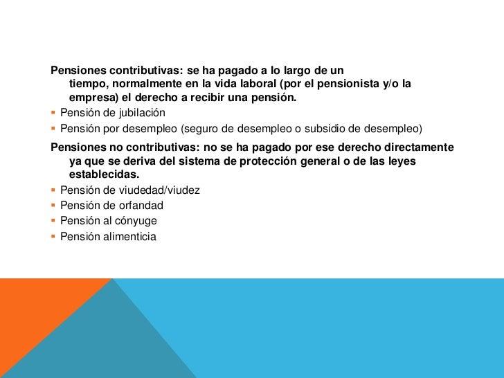 SISTEMA PÚBLICO DE PENSIONESUn sistema público de pensiones es el que el Estado administra con el fin   de garantizar prot...