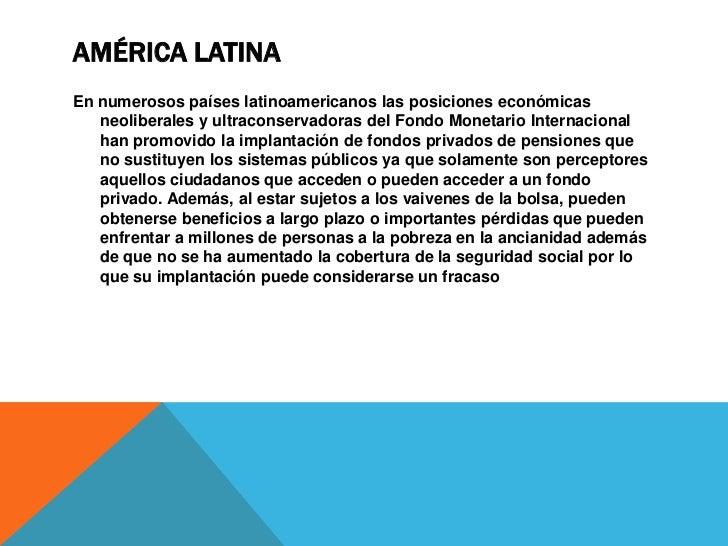 FRACASO Y REESTATALIZACIÓN DE LAS AFJPSDE ARGENTINALas Administradoras de Fondos de Jubilaciones y Pensiones de Argentina ...