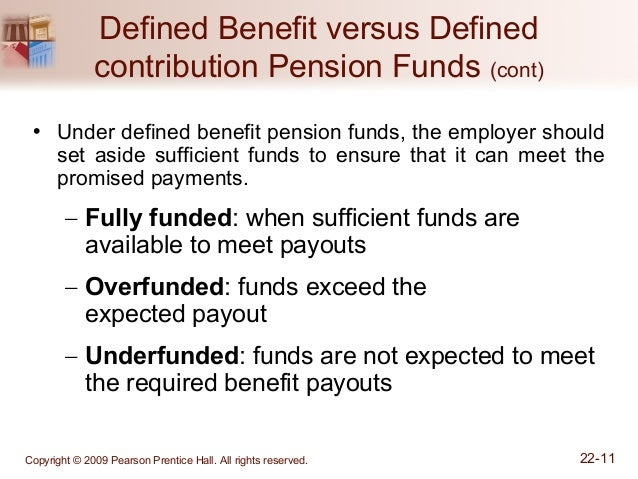 How Do Pension Funds Work?