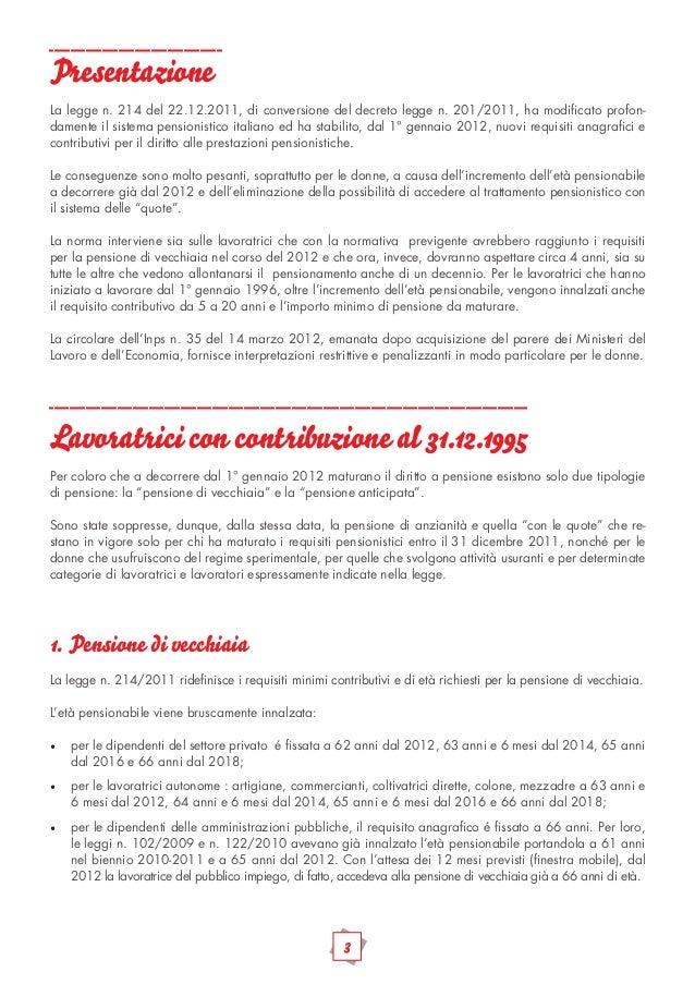 Pensioni e l 39 albero dei desideri - Finestra mobile pensione ...
