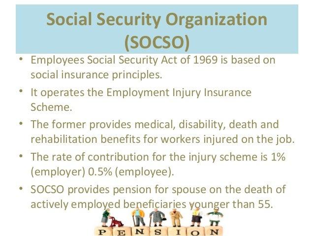 employee social security act