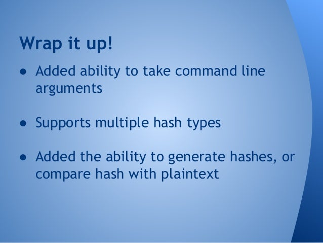 complexity++  moving beyond basic scripts
