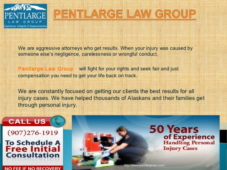 We are aggressive attorneys who get results. When your injury was caused bysomeone else's negligence, carelessness or wron...