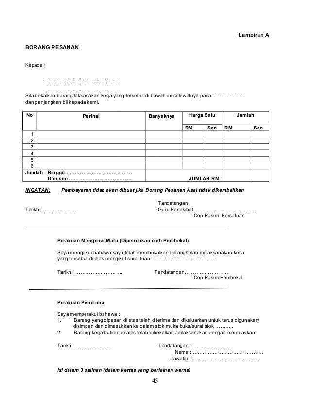 contoh surat perletakan jawatan operator kilang 28
