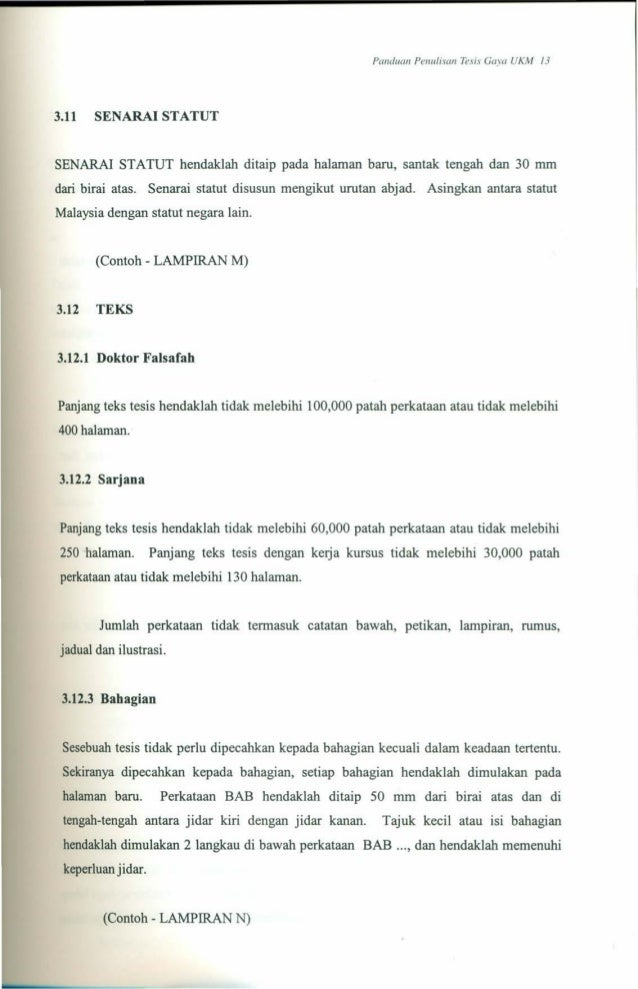 ukm thesis writing Thesis template gaya ukm just imagine if you can create your own resume like a professional resume writer and save on cost now you can.