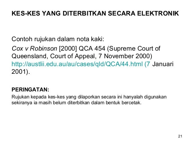 Contoh Footnote Endnote Oerotoh