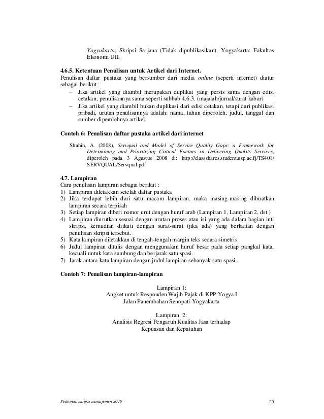 Contoh Skripsi Kualitatif Pdf File