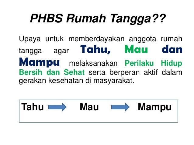 Lingkungan tanpa PHBS