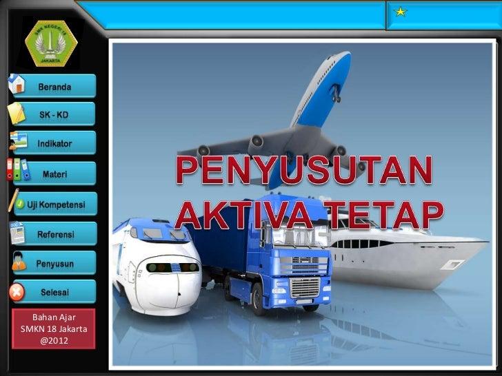 Bahan AjarSMKN 18 Jakarta   @2012