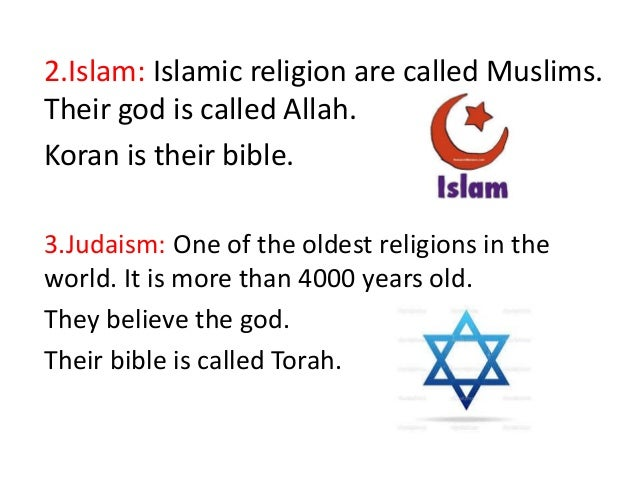 People And Religions Jonathan - Oldest religion