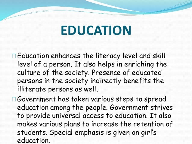 SARVA SHIKSHA ABHIYAN Sarva Shiksha Abhiyan (SSA), is an Indian Government programme aimed at the universalisation of elem...