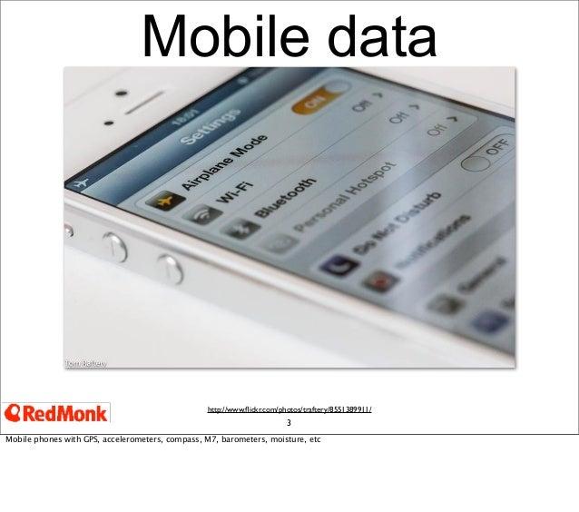 People as sensors - mining social media for meaningful information Slide 3