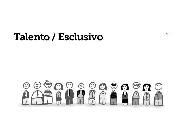 Talento / Esclusivo 42