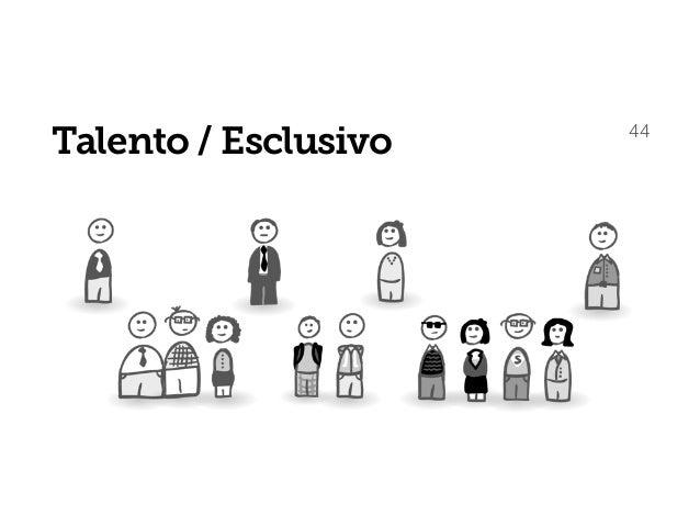 Talento / Esclusivo 45