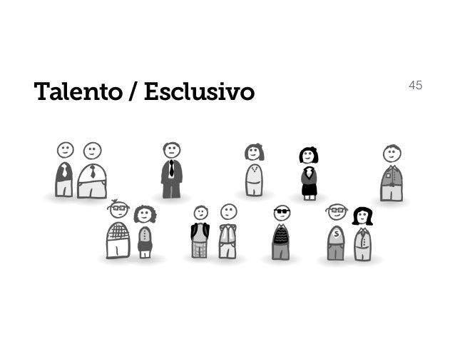 Talento / Esclusivo 46