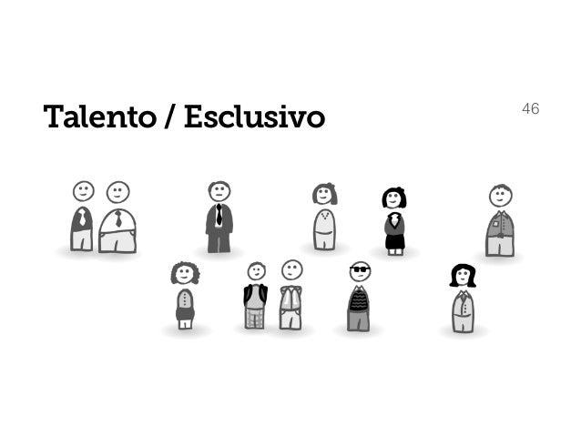 Talento / Esclusivo 47