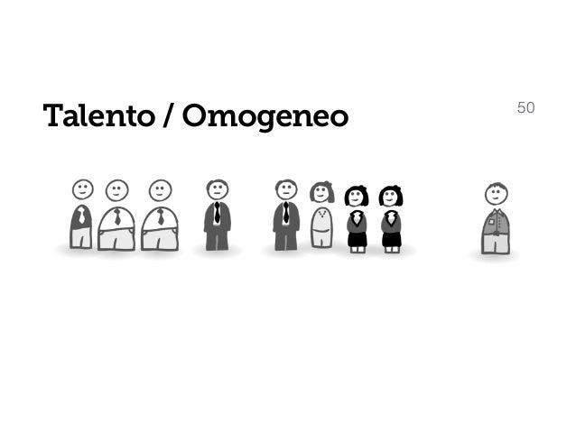 Talento / Omogeneo 51