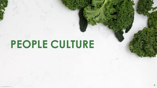 PEOPLE CULTURE CONFIDENTIAL 4