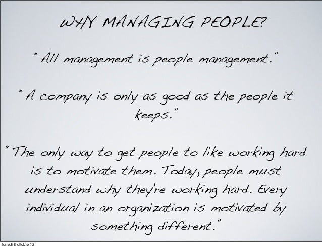does it matter what managers do Why do traditional power structures have such staying power one reason is that hierarchies still work pfeffer writes that relationships with bosses still matter for people's job tenure and opportunities, as do networking skills.