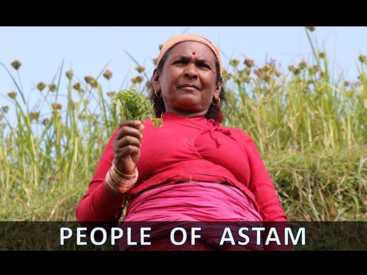 These photos are of the people of Astam, Nepal, a village locatedapproximately 20km North-West of Pokhara. Astam is the si...