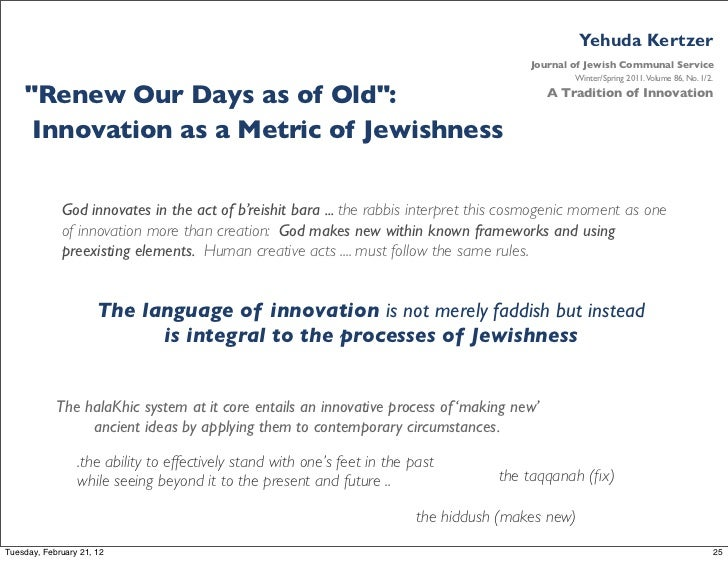 Yehuda Kertzer                                                                                           Journal of Jewish...