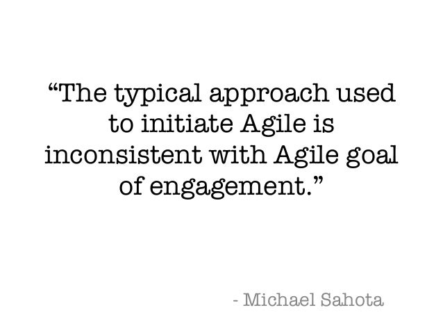 Weaponizing Agile: The Shield  http://agilitrix.com/2014/06/stop-using-agile-as-a-whip-and-shield/