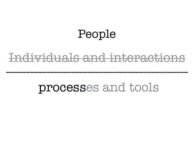 People  Process